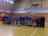 В Великом Новгороде стартовали Всероссийские соревнования по баскетболу