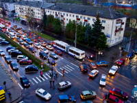 «Зеленая волна» на центральной улице Великого Новгорода обойдется в 217 000 рублей