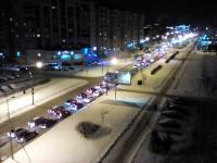 Из-за аварии на ул. Большая Московская собралась пробка