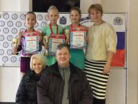 Новгородские фигуристы стали призерами межрегиональных соревнований в Пскове