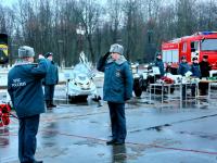 Новгородские спасатели получили сертификат на новую технику