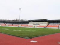 Реконструкция стадиона «Электрон» в Великом Новгороде может продолжиться с февраля 2017 года