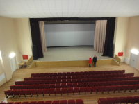 С января в Малой Вишере начнет работу  кинозал восстановленного дома культуры «Светлана»