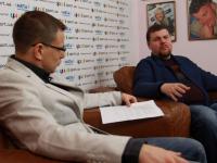 Украинский Sport.ua и российский «Спорт День за Днем» обсудили ФК «Тосно»