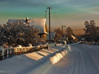 В Любытинском районе возрождается деревня, 36 лет назад утратившая статус населенного пункта