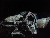 В Новгородской области 36-летний водитель Daewoo Matiz погиб в ДТП