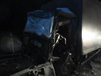 В Новгородском районе в ДТП с фурой погиб человек