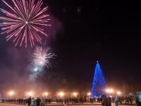 В Великом Новгороде определили места, где можно запускать салюты