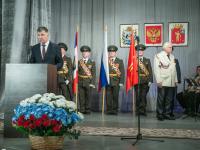 Александр Лыжов принес присягу главы Волотовского района
