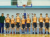 Баскетболисты «Ильмера» победили во втором туре межрегиональной детской лиги