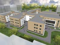 Начальная цена проекта строительства новой школы в Псковском микрорайоне – 5 млн рублей