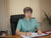 Новый главный судебный пристав пришла в Новгородскую область из Бурятии