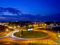 Одну из главных новгородских транспортных развязок проверят на пропускную способность