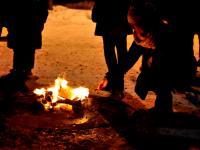 «Приснись суженый, приснись ряженый» – в Витославлицах прошли гуляния на Васильев вечер