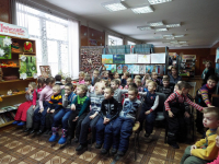 В Мошенском подвели итоги экологического конкурса «Путешествие в страну Див»