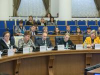 В правительстве Новгородской области отчитались о работе руководители финансово-экономического блока