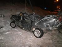 В Валдайском районе в ДТП погиб водитель