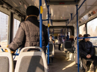 Жители Кречевиц сегодня остались практически без автобусного сообщения