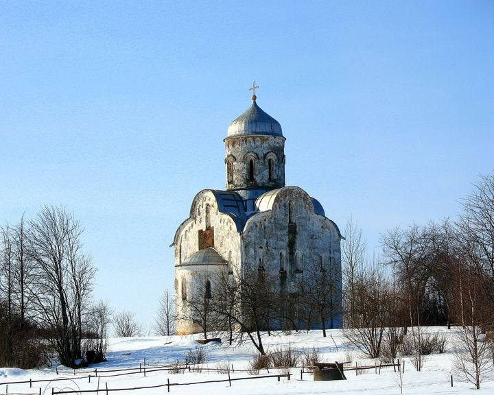 Спроектирован проект реконструкции церкви Николы наЛипне вНовгородской области