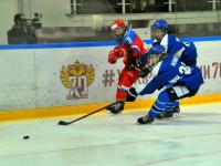 Хоккейный матч Россия-Финляндия в Великом Новгороде закончился со счетом 1:3