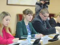 Молодежный парламент при Новгородской областной Думе возглавила Людмила Бабаркина