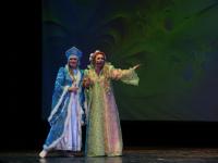 Мюзикл «Снегурочка» стал подарком к 65-летию Дворца детского (юношеского) творчества имени Лени Голикова