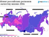 Новгородская область заняла 55-е место в рейтинге регионов по качеству жизни