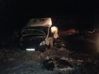 Под Уфой погиб дальнобойщик из Новгородской области