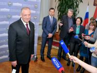 Российские политологи комментируют отставку губернатора Новгородской области