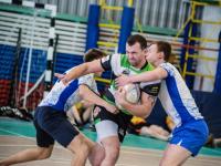 В Великом Новгороде стартовал чемпионат области по тач-регби