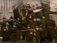 Уникальные фотографии событий 1917 года представлены на выставке в Великом Новгороде