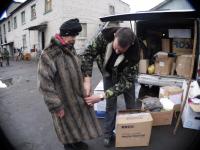 В Великом Новгороде организован сбор гуманитарной помощи для отправки в Донбасс