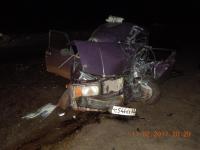 За 10-12 февраля в Новгородской области в ДТП погиб один человек, семь травмированы