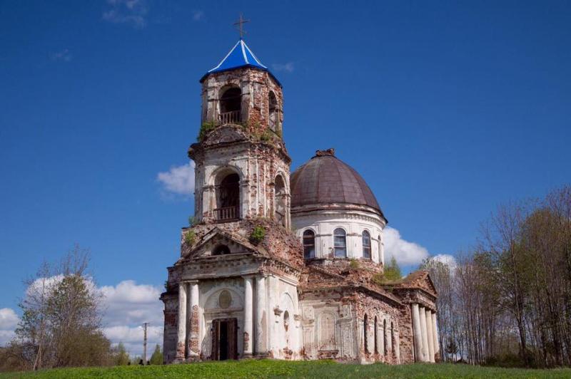 Построенный Александром Суворовым храм вБоровичском районе будет отреставрирован