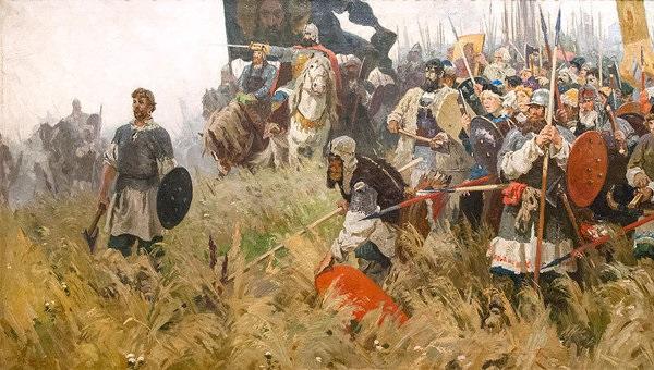 ВТульской области вспоминают 637 годовщину Куликовской битвы