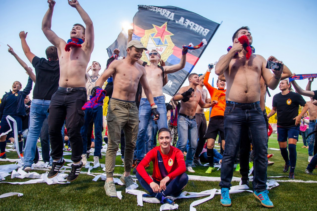 Женский футбол в Великом Новгороде: как это было