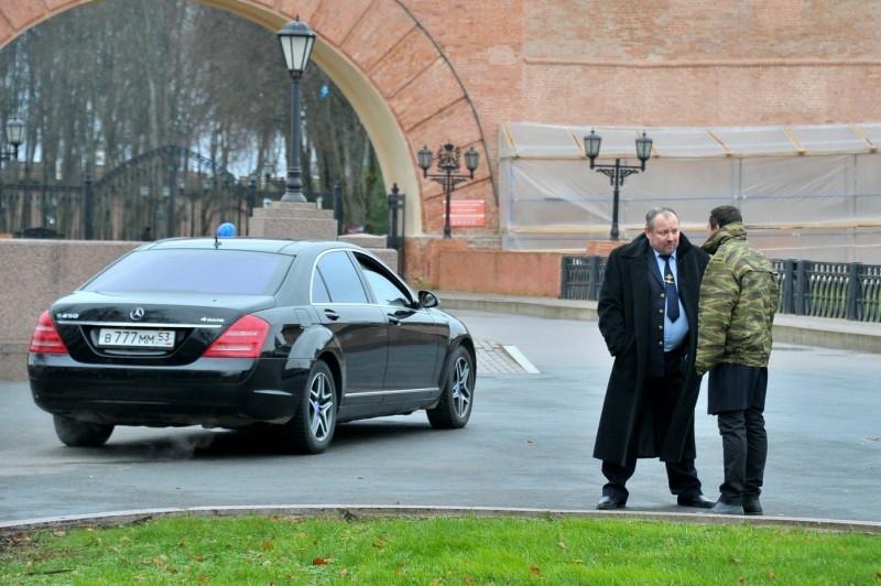 ВВеликом Новгороде снимают фильм «Реализация»