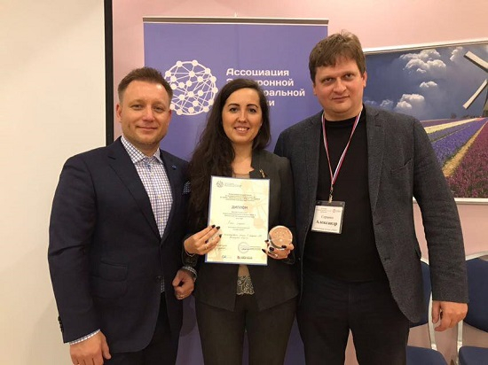Мобильное приложение ярославского облизбиркома получило премию за«Лучший электоральный софт»