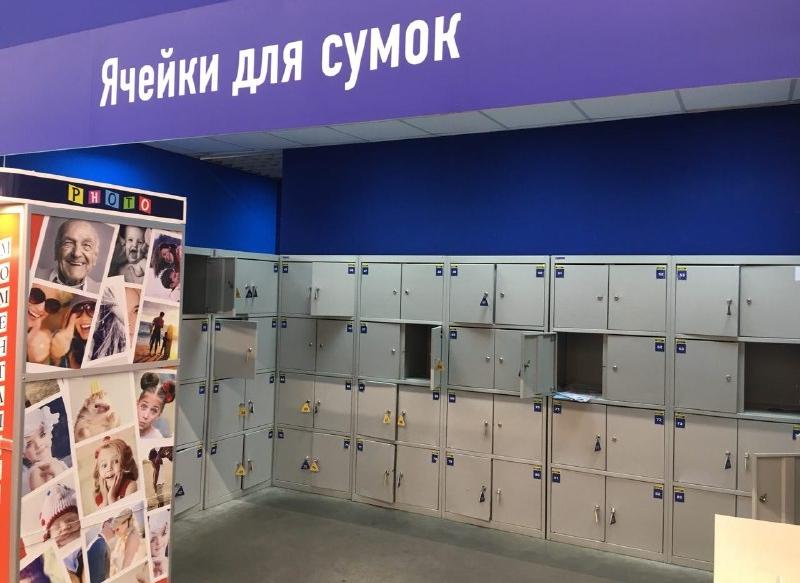 Вновгородских магазинах «Лента» закрыли камеры хранения— Теракт вПетербурге