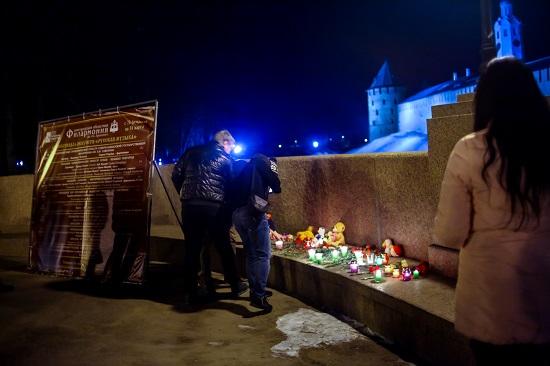 Волгоградцы зажгут свечки впамять опогибших вТЦ Кемерово
