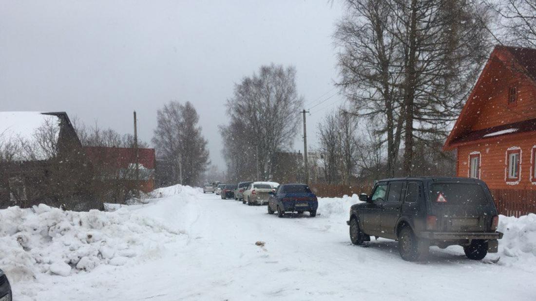 Под Новгородом мужчина ранил полицейского изохотничьего ружья