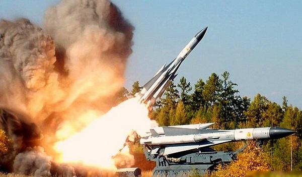МО Российской Федерации : Ракетные удары Запада отражены сирийскими ПВО 30-летней давности