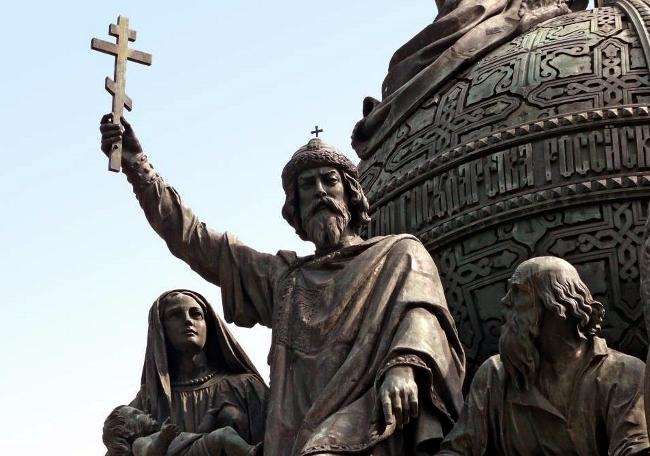 ВНовгородской епархии отпразднуют 1030-летие крещения Руси
