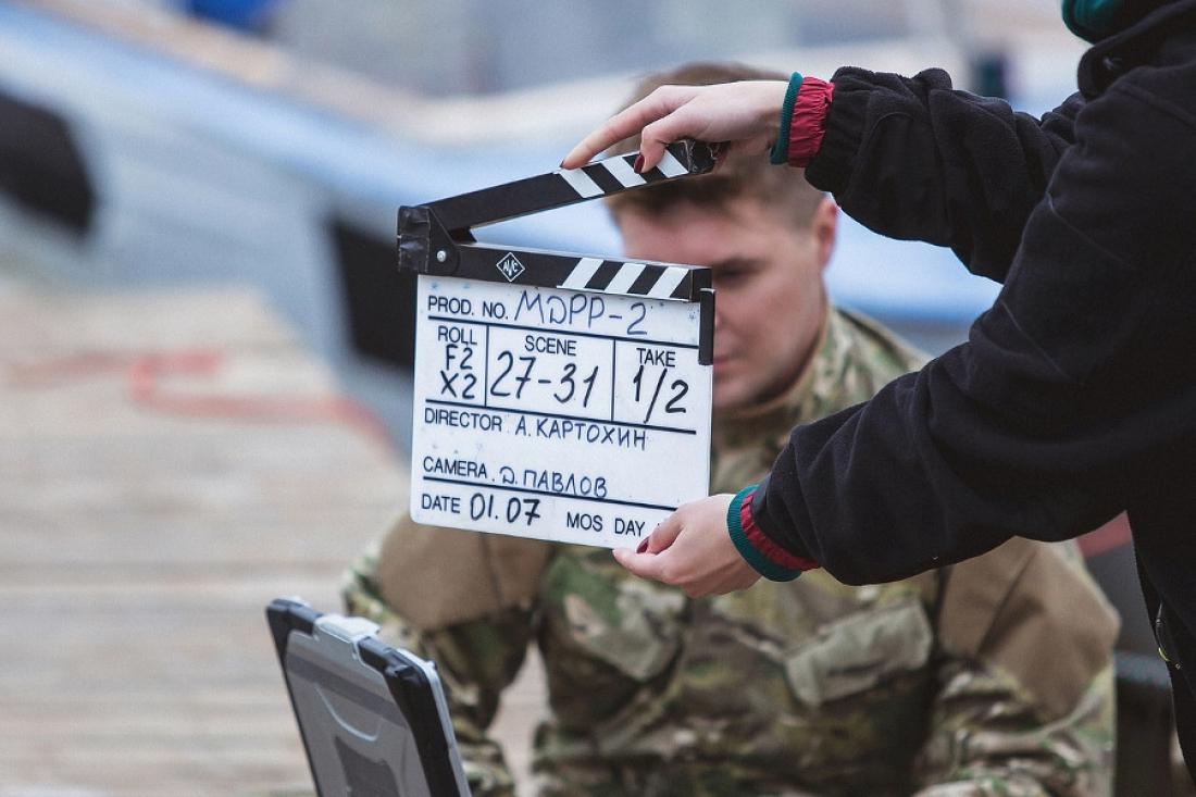 Зафильмы, снятые вНовгородской области, регион возместит затраты кинематографистам