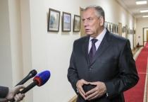 Губернатор Новгородской области принимает участие в Петербургском международном экономическом форуме