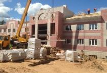 Любытинскую поликлинику обещают построить в срок