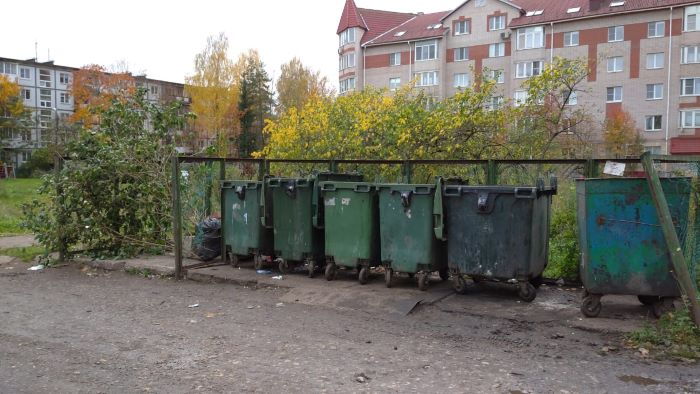 «Опора России» предложила изменить систему начисления платы за вывоз мусора для бизнеса