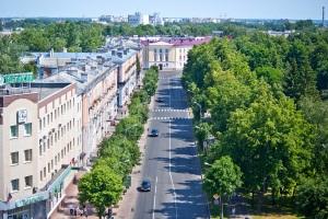 Спецпроект «53 улицы»: ул. Газон (Горького)