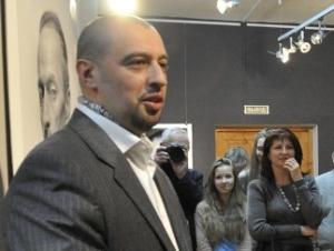 В Великом Новгороде открылась фотовыставка Марка Назарова