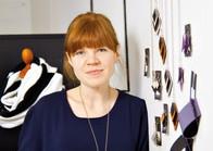 Финский дизайнер представила в Великом Новгороде свою линию экологической одежды.